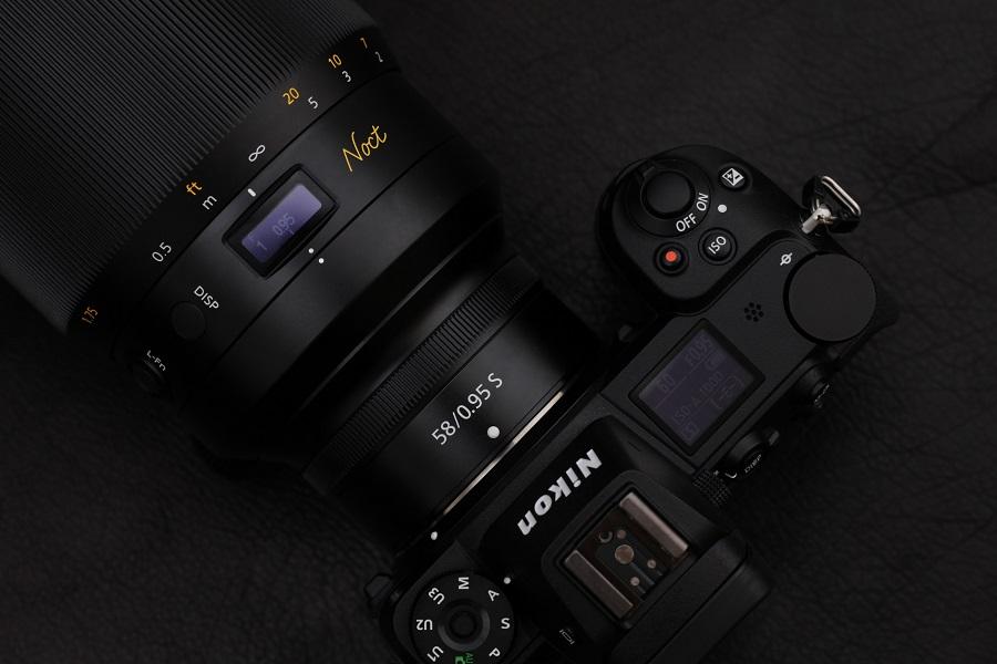 Nikon Z7 × NIKKOR Z 58mm F0.95 S Noct