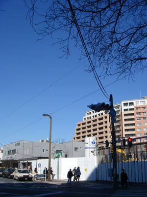 現在の国立駅南口