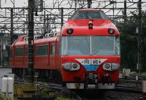 犬山駅にて