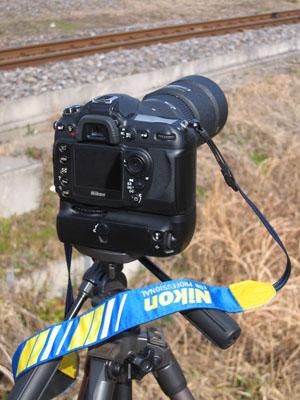 2007年2月1日撮影機材