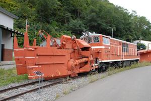 DD14除雪車