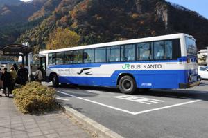 横川〜軽井沢を結ぶ路線バス