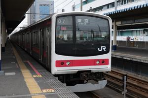 京葉線205系(オリジナル)