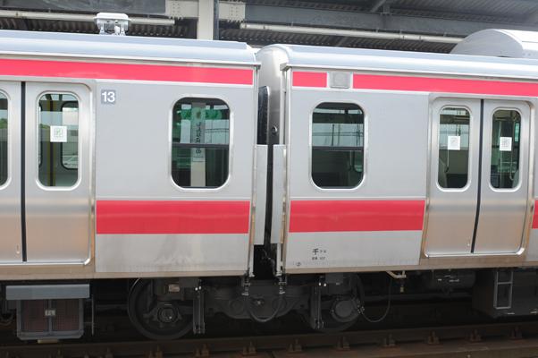 E331系の連接台車