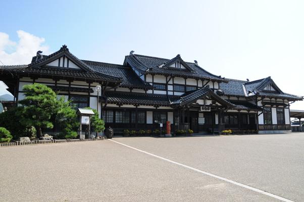 旧国鉄の大社駅