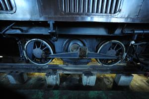 ED42電気機関車の台車