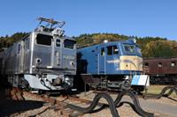 EF30-1とEF58-172