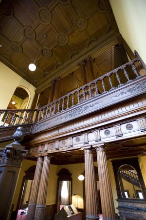 階段ホール2