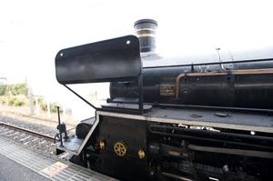 C57の除煙板
