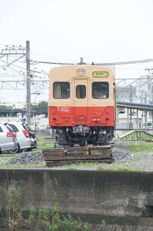 復刻国鉄カラーのキハ30形