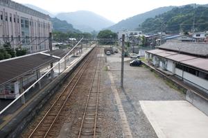 山北駅跨線橋