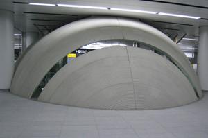 地宙船の頭