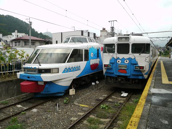 富士急行線フジサン特急