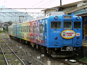 富士急行線トーマスランド号