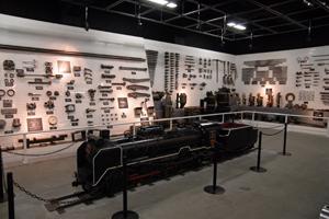 蒸気機関車資料館