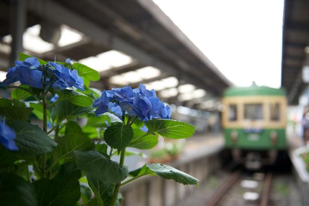 終点鎌倉駅