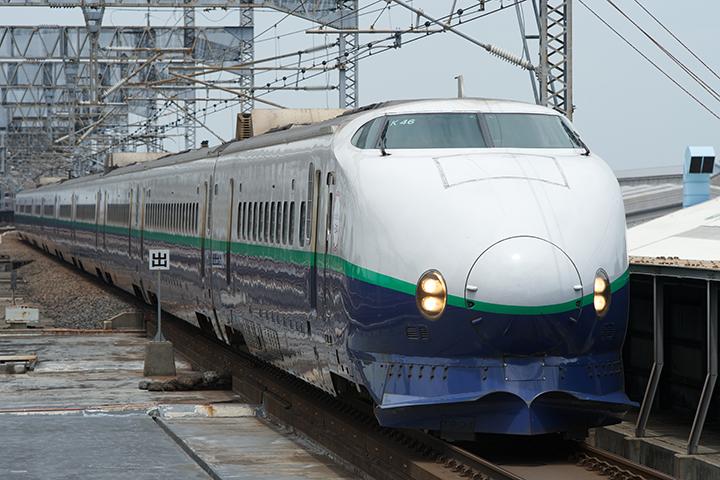 200系(大宮駅にて)