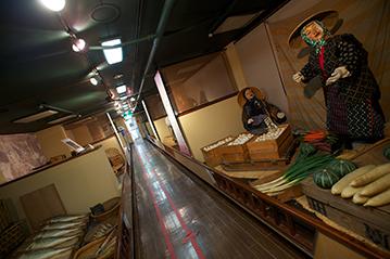 八甲田丸の客室