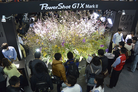 Powershot G1X MarkII