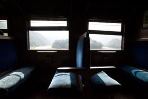 SLの車窓