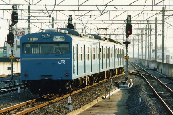 千葉みなと〜西船橋開業当時の京葉線