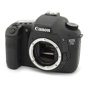 【新着中古ダイジェスト】10月31日版 Canon EOS 7D 等