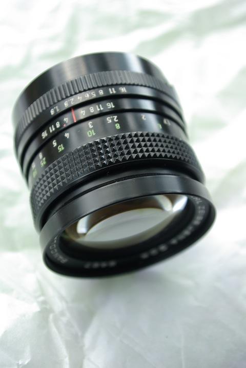 pancolar 80mmf1.8