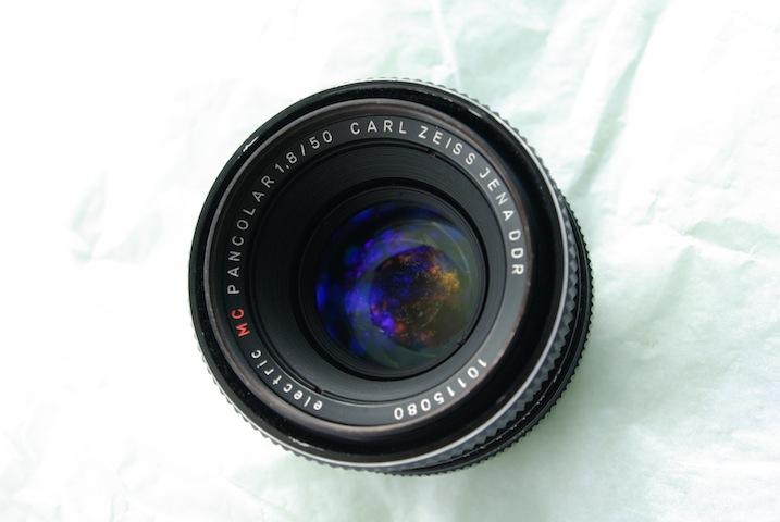 pancolar 50mmf1.8