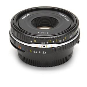 Nikon Ai 45mm F2.8P