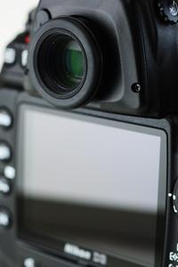 Nikon D3 + DK-17M