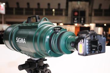 SIGMA APO 200-500mm F2.8 / 400-1000mm F5.6 EX DG レビュー(?)「デカさと