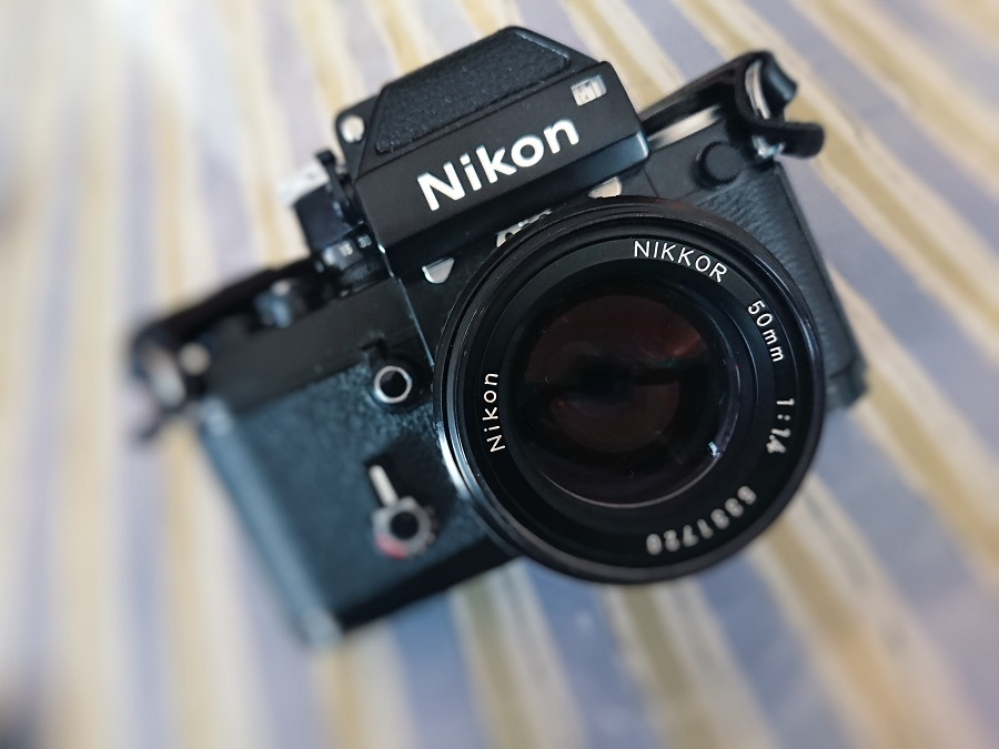 【Nikon】大事にしているフィルムカメラのこと
