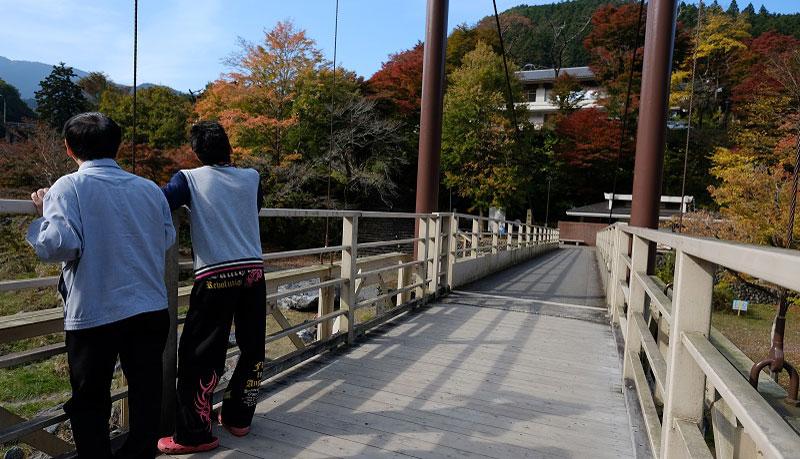【FUJIFILM】秋が誘う