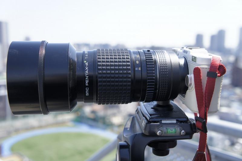 smc-PENTAX A★300mm F4