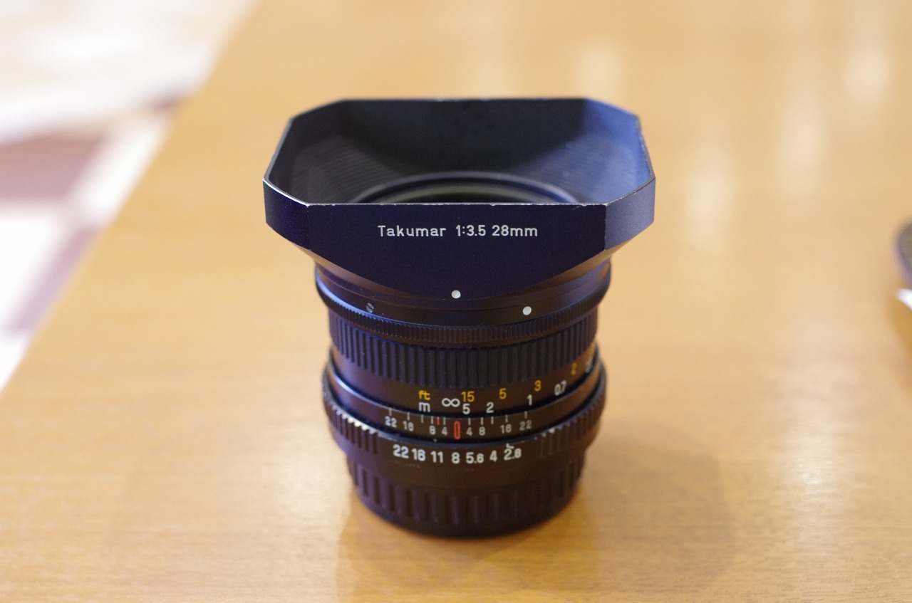 Takumar 28mm F3.5 HOOD