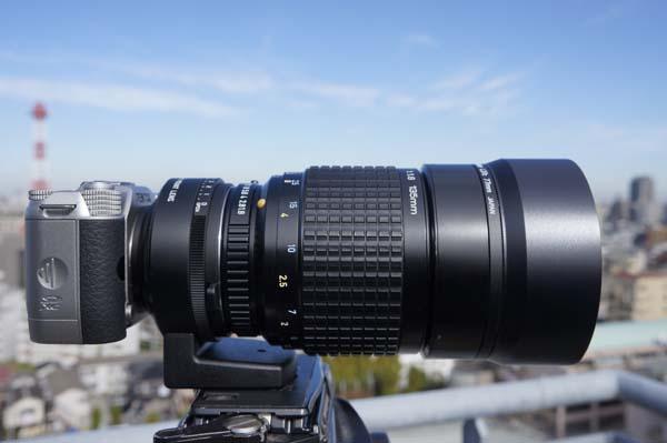 smc-PENTAX A★135mm F1.8
