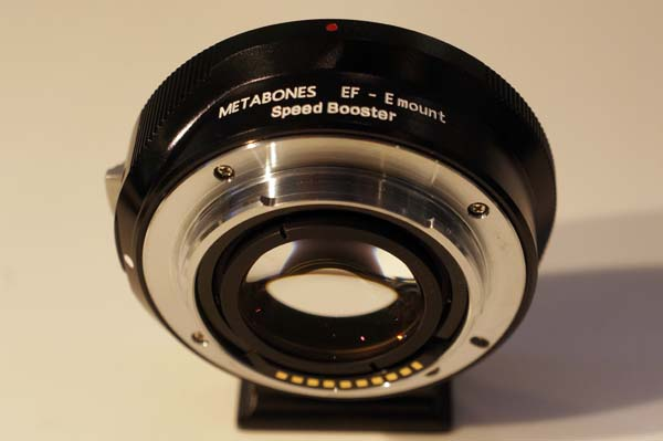 METABONES製 SPEED BOOSTER