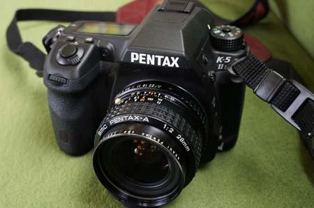 PENTAX K-5IIs&smc PENTAX-A 28mm F2