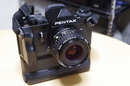 PENTAX LX&smc PENTAX-A 28mm F2