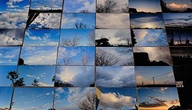 【写真を楽しむ6月】空を印刷
