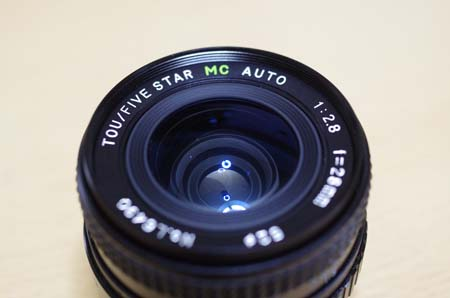 TOU/FIVE STAR MC AUTO 28mm F2.8