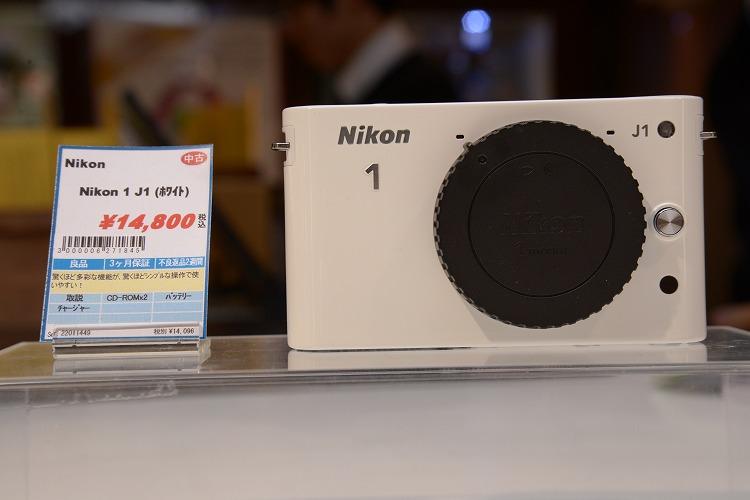 Nikon Nikon 1 J1