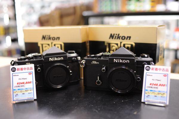 マップカメラ | マップカメラ情報 | 【新着中古】 F2 Titan NoName