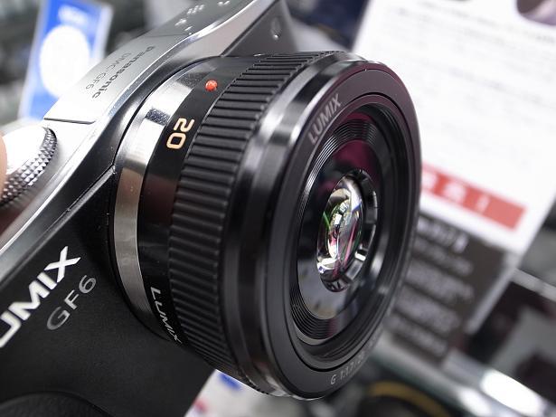 20mm f1 7 ファームウェア