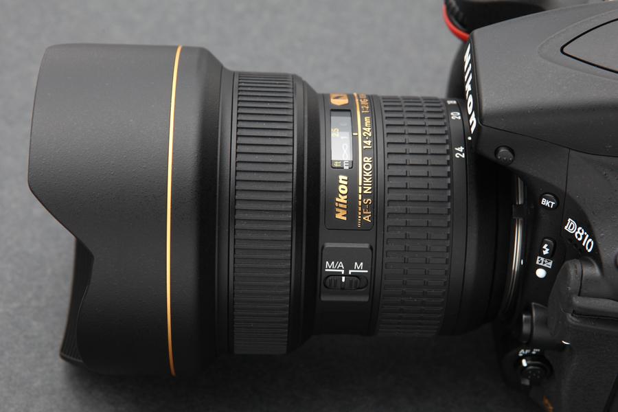 Nikon AF-S NIKKOR 14-24mm F2.8G ED VR