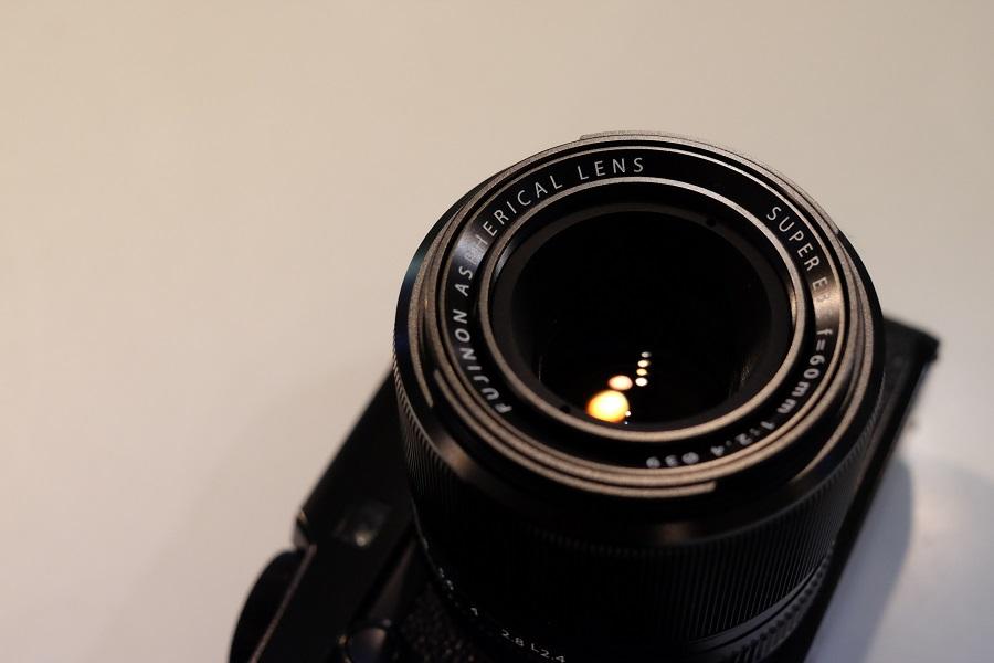 FUJIFILM (フジフイルム) フジノン XF 60mm F2.4 R Macro