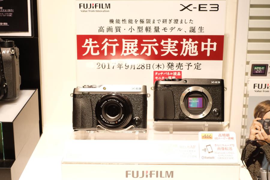 FUJIFILM (フジフイルム) X-E3 ボディ