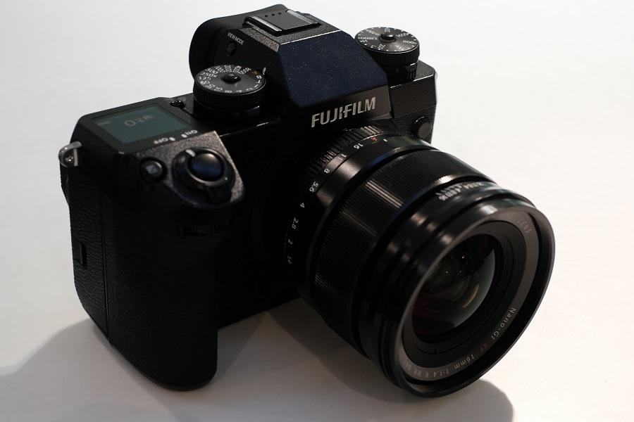 FUJIFILM (フジフイルム) X-H1+フジノン XF 16mm F1.4 R WR
