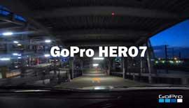 【写真を楽しむ6月】GoPro HERO7 ~ 立体 4K Drive ~