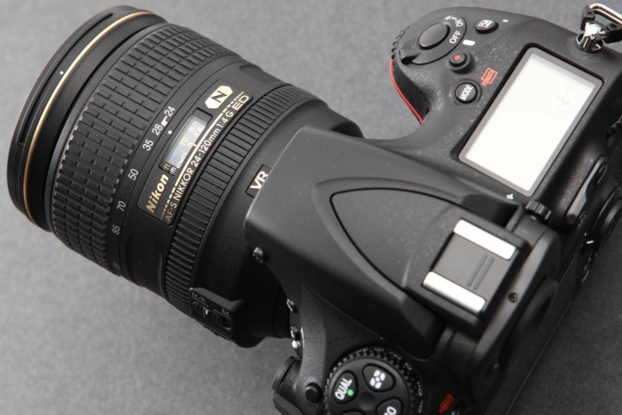 Nikon  AF-S NIKKOR 24-120mm F4G ED VR